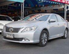 ขายรถ TOYOTA CAMRY ที่ ชลบุรี