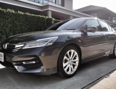Honda Accord  (ปี 2016