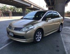 Nissan Tiida ปี 2007