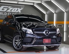 MERCEDES-BENZ GLE350 AMG 4MATIC ( W292 ) 3.0D / AT / ปี 2018