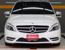 MERCEDES-BENZ B180 CGI SPORT PACKAGE ( W246 ) 1.6 / AT / ปี 2012
