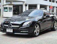 Benz SLK 200 AMG R 172 ปี2012