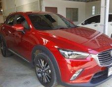 MAZDA CX3 สีแดง 2016 รุ่น 2.0 SP ตัวท๊อปสุด