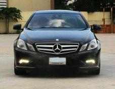 2012 MERCEDES-BENZ E250 สภาพดี