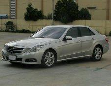 MERCEDES-BENZ E250 2011 สภาพดี