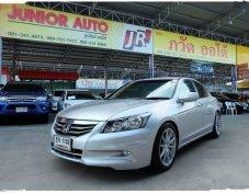 ขายรถ HONDA ACCORD EL NAVI 2011 ราคาดี