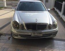 Mercedes-Benz E240 Avantgarde 2003