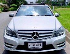 Mercedes Benz C180   ปี2012