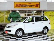 ขายรถ TOYOTA AVANZA ที่ นนทบุรี