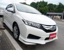 2016 Honda CITY S sedan