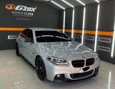 Bmw f10 525d m sport LCI 2014 รถจดมือแรก