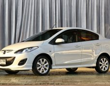 2011 Mazda 2 Sports sedan