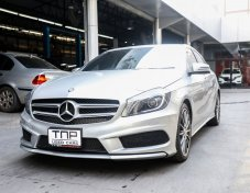 T0024 Mercedes-Benz A180 AT Tiptronic ปี 2014