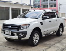 Ford Ranger 3.2 DOUBLE CAB (ปี 2014) WildTrak Pickup AT