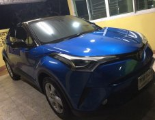 ขายรถ TOYOTA CH-R ที่ กรุงเทพมหานคร