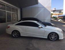 ขายรถ MERCEDES-BENZ E250 AMG สวยงาม