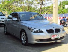 2007 BMW 520d รับประกันใช้ดี