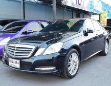 ขายรถ MERCEDES-BENZ E200 NGT 2012 ราคาดี