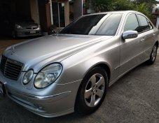 ขาย Benz E240 เอวังการ์ด ปี 2004