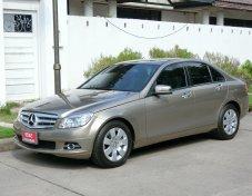 2009 Mercedes-Benz C220 CDI W204 Elegance sedan