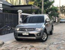 2013 Mitsubishi TRITON MEGACAB PLUS VN TURBO pickup  ฟรีดาวน์