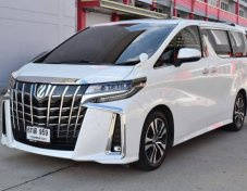 TOYOTA NEW ALPHARD 2.5 S C PACKAGE ปี 2018