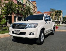Toyota Hilux Vigo Champ Double Cab2.5 E VNT Prerunner Auto ปี 2015
