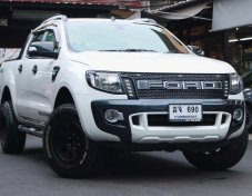 Ford Ranger Wildtrack 2.2 ขับ4  ปี2014