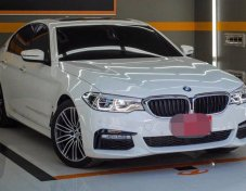 BMW 530e M-SPORT ( G30 ) 2.0 / AT / ปี 2018