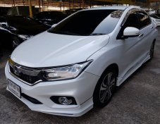 HONDA CITY 1.5 SV I-VTEC (AS) ปี2016AT