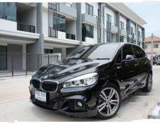 2017 BMW 218i Active Tourer รับประกันใช้ดี