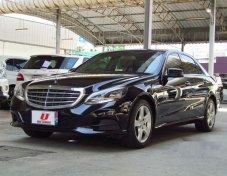 ขายรถ MERCEDES-BENZ E200 Executive 2014