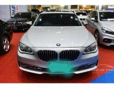 BMW ACTIVE HYBRID SERIES 7 2014