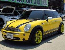 2003 Mini Cooper 1.6 R50 Hatchback AT