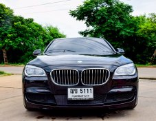 BMW active hybrid 7 ปี 2014