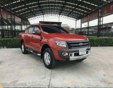 2015 Ford RANGER HI-RIDER WildTrak pickup