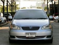 Toyota Altis ปี 2006