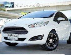 2015 FORD Fiesta Sport รถเก๋ง 5 ประตู