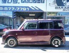 รถสวย ใช้ดี TOYOTA bB รถเก๋ง 5 ประตู