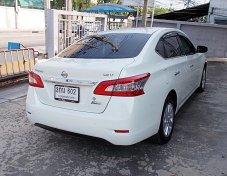 Nissan Sylphy 1.8 V Navi ปี2014