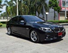 BMW 528i 2.0 F10 (ปี 2015) M Sport Sedan AT ราคา 1,850,000 บาท
