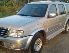 2004 FORD Everest รับประกันใช้ดี