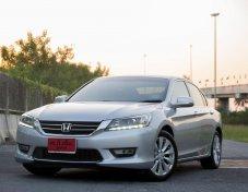 การันตีซ่อมศูนย์hondaให้1ปี กู้ได้เต็มฟรีดาวน์  Honda ACCORD EL 2013