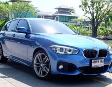 Bmw Series 1 118i Twin Turbo M Sport   ปี 2016