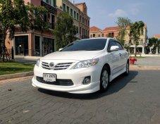 Toyota Corolla Altis 1.6 E CNG Auto ปี 2012