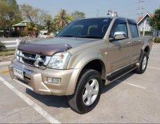2003 ISUZU CAB 4 รับประกันใช้ดี
