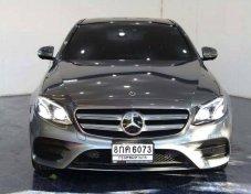 Mercedes-Benz E350e AMG ปี 2017 จด 18