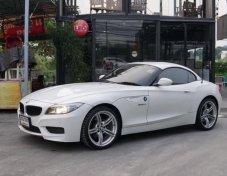 ปี 2013 BMW Z4 เปิดประทุน LCI สีขาว