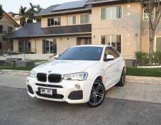 BMW X4 M sport ตัวท๊อป