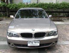 BMW Series7 ตัวยาว+ซันรูฟ รถผู้บริหาร ไอโซ หรูหรา ห้าดาวคร้า